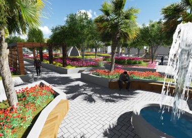Projeto de revitalização da praça Benjamin Scussel é apresentado