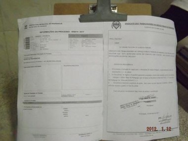 Sidma havia alertado prefeitura sobre falhas no processo seletivo