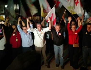 PMDB mantém liderança em Santa Catarina