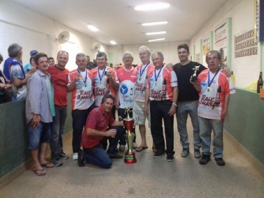 São Luiz vence o Campeonato Municipal de Bocha