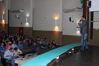 Como tirar sua startup do papel pauta Meetup Criciúma