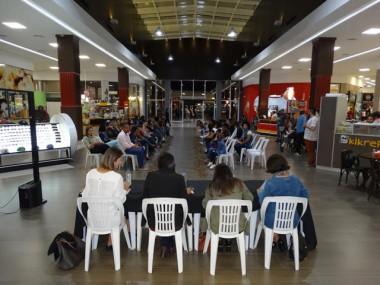Concurso voltado à beleza negra movimenta Criciúma Shopping