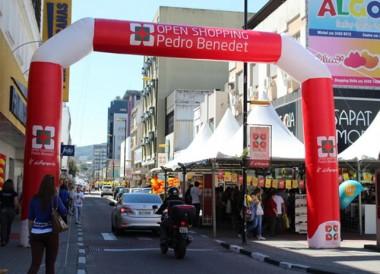 Preços atraentes levam bom público ao Bazar Open Shopping