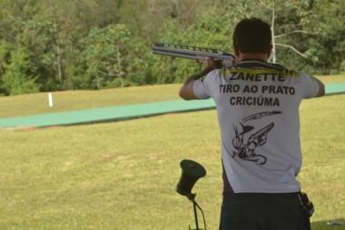 Criciúma tem dois novos campeões estaduais de Tiro ao Prato