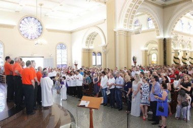Celebração na Catedral encerra o 23ª Festival Internacional de Corais