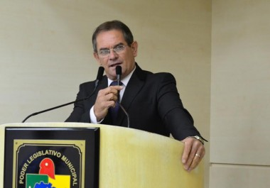 Salesio Lima pede a realização de mutirão de limpeza
