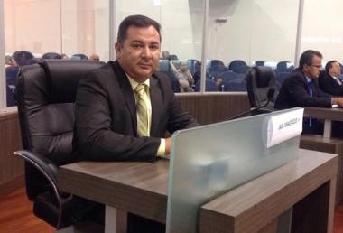 Projeto de Jair Anastácio será votado nesta quarta-feira
