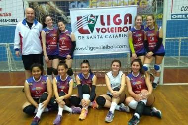 Nova Veneza conquista vaga para a final da Liga Voleibol