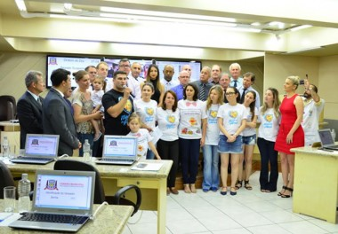 Notícias relacionadas a Câmara Municipal de Criciúma