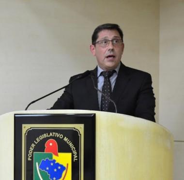 Julio Kaminski anuncia que não é mais líder de governo