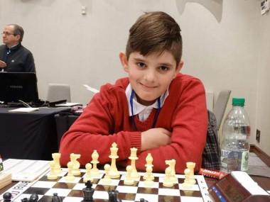 Enxadrista de Lages é Candidato à Mestre com apenas 10 anos