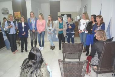 Mulheres fecham apoio no município de Morro da Fumaça