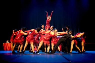Cia de Dança Unesc é finalista do Prêmio Desterro
