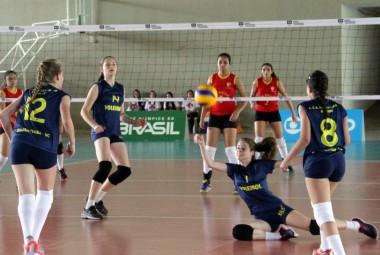 SC está em quatro finais dos Jogos Escolares, em João Pessoa