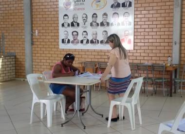 Assinaturas do Residencial Dona Ema são realizadas em Içara