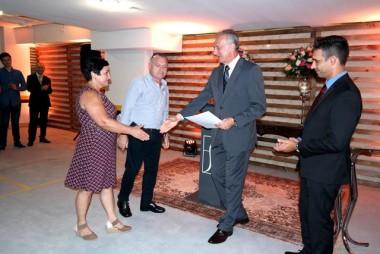 Empresa Fontana faz a entrega do Residencial Volano