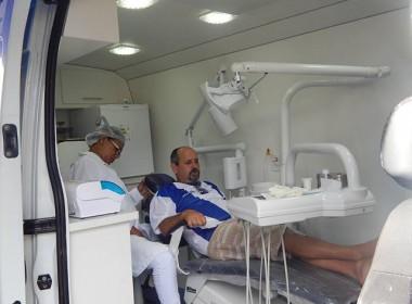 SINDMA disponibiliza Consultório Odontológico Móvel