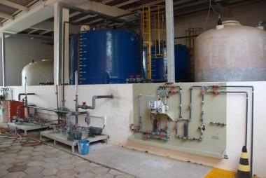 Tubarão Saneamento amplia os laboratórios da Estação