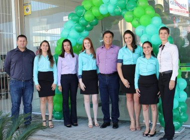 Sicoob Credisulca inaugura nova agência em Criciúma