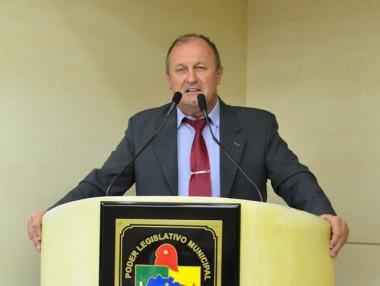 Vereador Dagostim quer Secretário de Obras no Legislativo