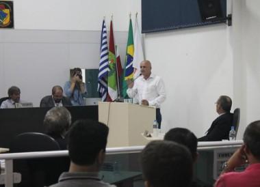Prefeito de Balneário Rincão faz balanço de 100 dias de governo