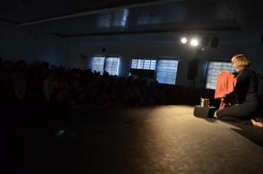 Festival de Animação faz primeiro espetáculo em Siderópolis