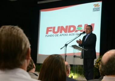 Colombo leva proposta do Fundam 2 para o Extremo Sul