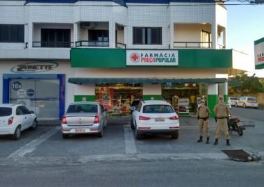 PM de Araranguá reforça presença no bairro Cidade Alta