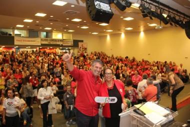 Mulheres do PMDB mobilizam sigla para 2018 em encontro