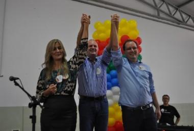 Comunidade acadêmica confirma apoio à Luciane e Daniel