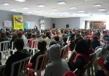 Ações contra o uso de drogas serão realizadas em Içara