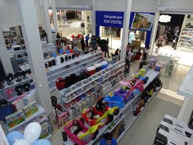 Sábado com grande movimento no Criciúma Shopping