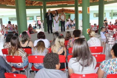 Comunidade de Barra Velha ganha nova escola