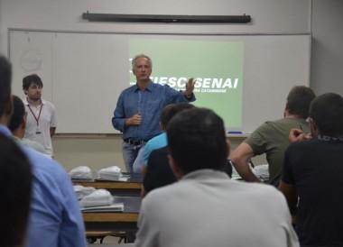 Cursos qualificam mão de obra na região de Criciúma