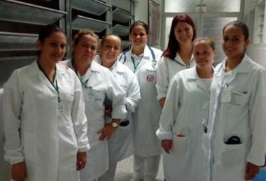 Hospital São Donato recebe estágio técnico de Enfermagem