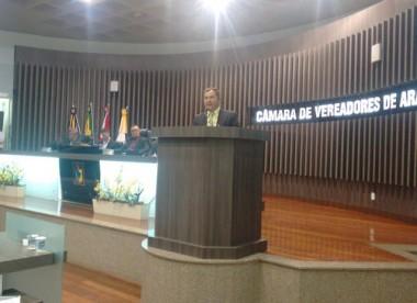 Câmara de Araranguá aprova Moção de Repúdio a PEC 287/2016