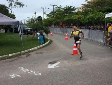 Triathlon gaúcho recebe criciumenses na prova de domingo