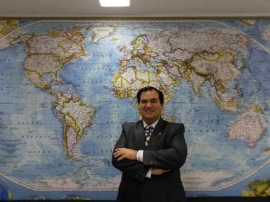 A internacionalização da Unisul leva professores ao Reino Unido