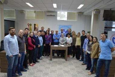 Antônio Rebelo continua na presidência do PP de Cocal