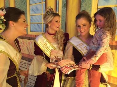 Corte divulga a XVII Festa do Vinho e suas atrações
