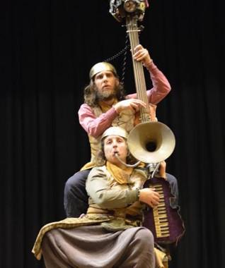 Grupo criciumense de teatro inicia turnê estadual pelo SESC