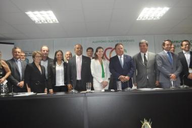 Colatto participa do lançamento do Plano de Fruticultura