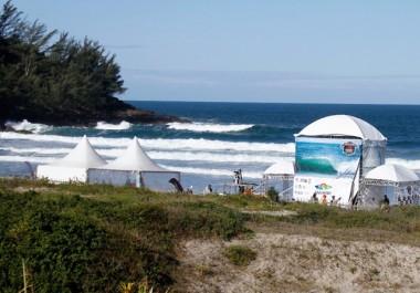 Praia da Ferrugem abrirá o Circuito Silverbay de Surf 2018