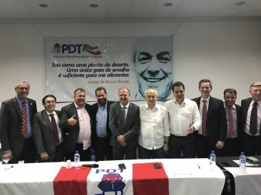 PDT anuncia apoio a Gelson Merisio para o governo de SC