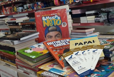 Comércio de Içara dará descontos especiais em livros