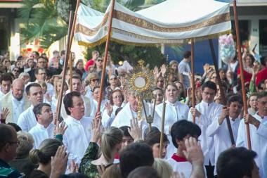 Mais de 1,2 mil ministros farão peregrinação