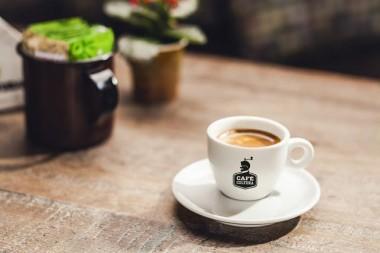 Café Cultura doará valor arrecadado com venda de espressos