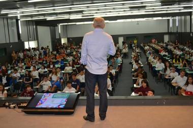 Mais de 350 alunos participam da segunda etapa do Prêmio ACIC