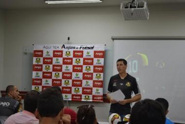 Municípios recebem material do Anjos do Futsal/Unesc