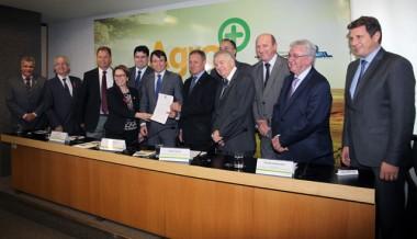Secretários de Agricultura firmam parceria